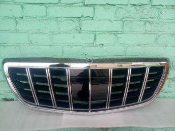 Решетка радиатора. Mercedes W222 S 2013>