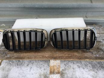 Решетка радиатора BMW X6 F16 2014