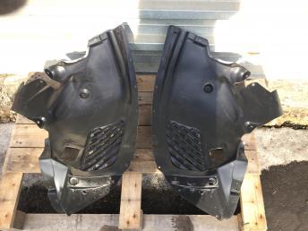 Бмв х3 ф25 BMW X3 F25 Подкрылок передний