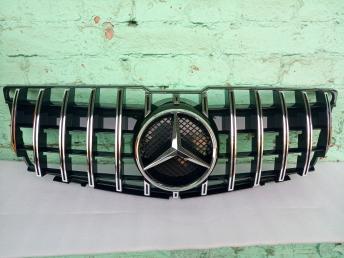 Решетка радиатора Mercedes X204 GLK 2008