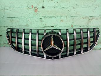 Решетка радиатора  line купе Mercedes W207 E 2010