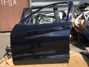 БМВ Х4 Ф26 BMW X4 F26 Дверь передняя левая