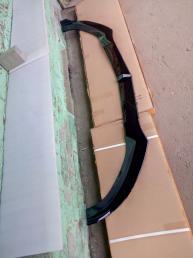 Сплиттер Мерседес C 205  AMG толстый Brabus