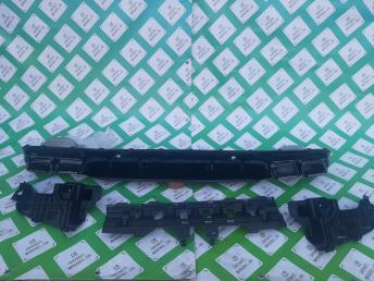 Диффузор губа задняя Мерседес C205 63 AMG купе рес