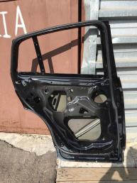 Дверь задняя левая BMW X4 F26 2014