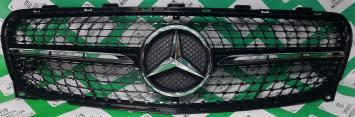 Решетка Mercedes W 156 GLA решетка даймонд рестайл