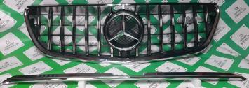 Решетка радиатора Mercedes W 447 Vito GT хром