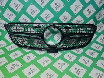 Решетка радиатора Мерседес ML 166 GLE Diamond