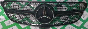 Решетка радиатора  купе daimond Mercedes W292 GLE 2015