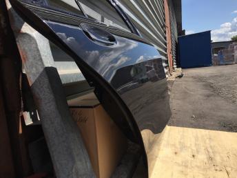 Дверь задняя правая Mercedes W222 S 2013
