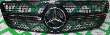 Решетка радиатора Mercedes W 447 Vito Даймонд