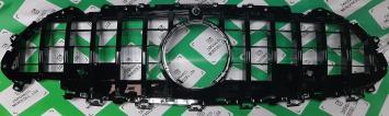 Мерседес CLS 257 AMG решетка радиатора GT черная
