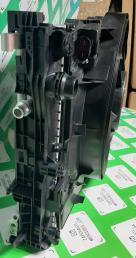 Мерседес 205 213 кассета радиаторов