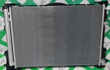 Мерседес 253  GLC кассета радиаторов  ГЛЦ