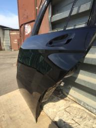 Мерседес Mercedes W 204 GLK Дверь задняя левая
