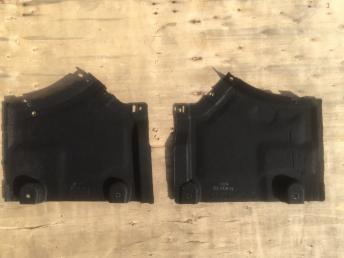 Ауди Audi а8 4H Защита днища