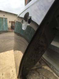 Ауди а4 в8 Audi A4 B8 Дверь задняя