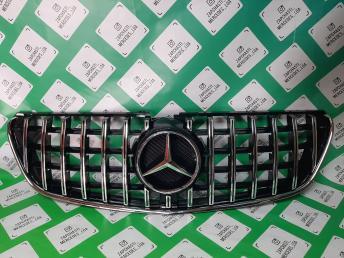 Решетка радиатора Mercedes W 447 V класс GT хром