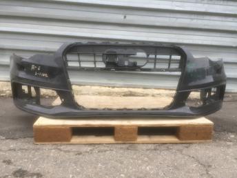 Бампер передний Audi A6 C7 2011