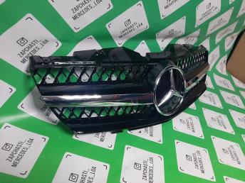 Решетка радиатора до рест Mercedes W230 SL 2001-2011