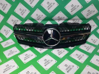 Решетка радиатора Mercedes W230 SL 2001-2011