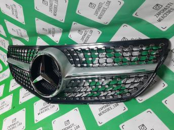 Решетка радиатора Мерседес 207 даймонд Diamond
