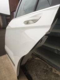 Мерседес Mercedes W 204 GLK ГЛК Дверь задняя левая