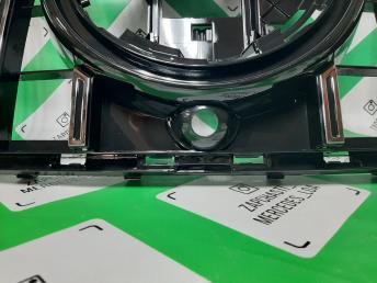 Мерседес W 167GLE решетка радиатора GT line AMG хр