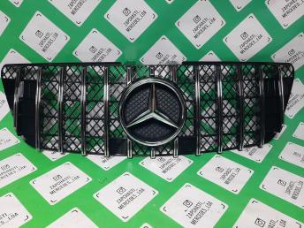 Решетка радиатора. Mercedes W164 ML 2009-2011