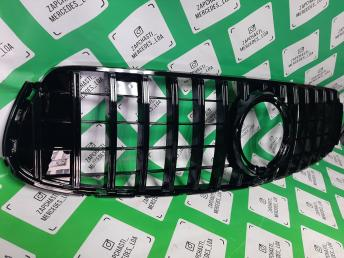 Мерседес решетка  W 253 GLC AMG GT LINE рестайл ч