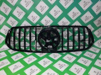 Мерседес W 167GLE решетка радиатора GT  AMG черн.