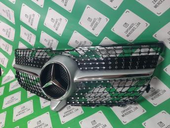 Мерседес решетка радиатора W 204 X GLK Даймонд кам