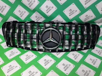 Решетка радиатора Mercedes W 156 GLA решетка  GT х
