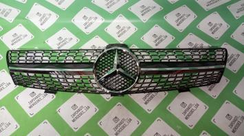 Mercedes W 219 CLS  цлс решетка радиатора Diamond