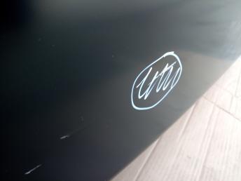 Капот Мерседес Бенц Mercedes Benz  GLE купе 292
