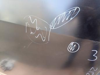 Капот Мерседес Бенц Mercedes Benz  Е 212 до рест