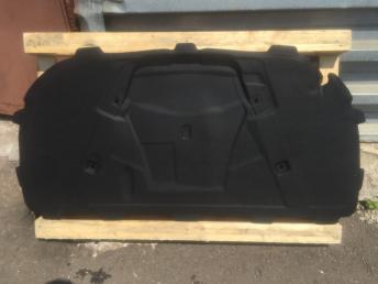 Ауди а4  Audi A4 Шумоизоляция капота