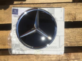 Мерседес Mercedes Звезда решетка радиатора