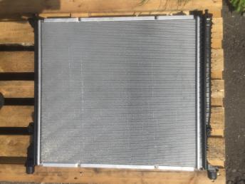 Мерседес Mercedes Радиатор основной GLE GLS166