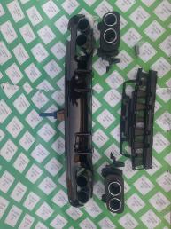 Диффузор бампера заднего Мерседес C205 43 AMG рест