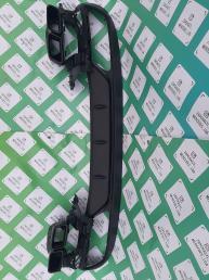 Диффузор бампера заднего Мерседес C205 классик