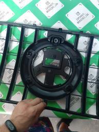 Мерседес Решетка радиатора W 167 GLS AMG АМГ GT