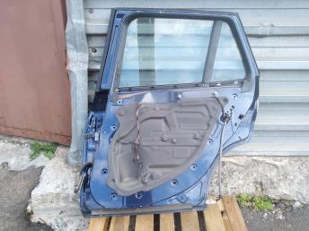 БМВ BMW Х1 Е84 X1 E84 Дверь задняя правая