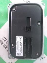 W222 блок управления фар S-класс