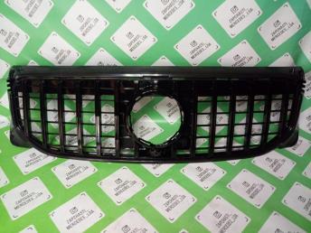 Решетка радиатораGLB 247 GT гт черная