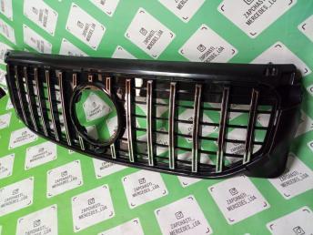 Решетка радиатораGLB 247GT ГТ хром