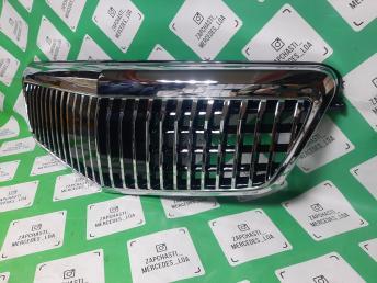 решетка радиатора Mercedes W 212 старого образца