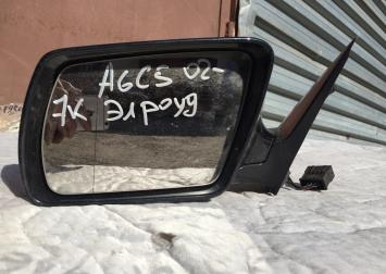 Олроуд зеркало левое Audi A6 Allroad C5 2000-2005