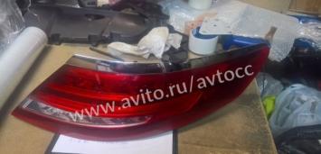 Фонарь задний правый Mercedes W217 CL 2014