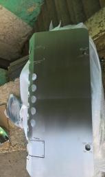 Mercedes g г 63 65 463 защита нержавейка хром